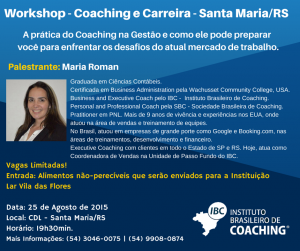 Workshop Santa Maria